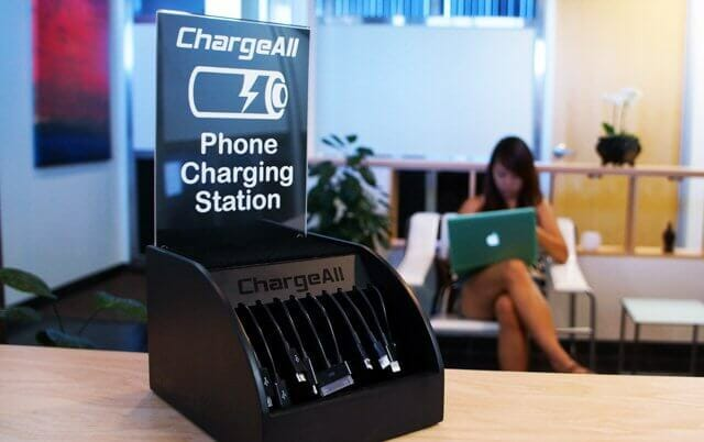 What Is A Cell Phone Charging Station