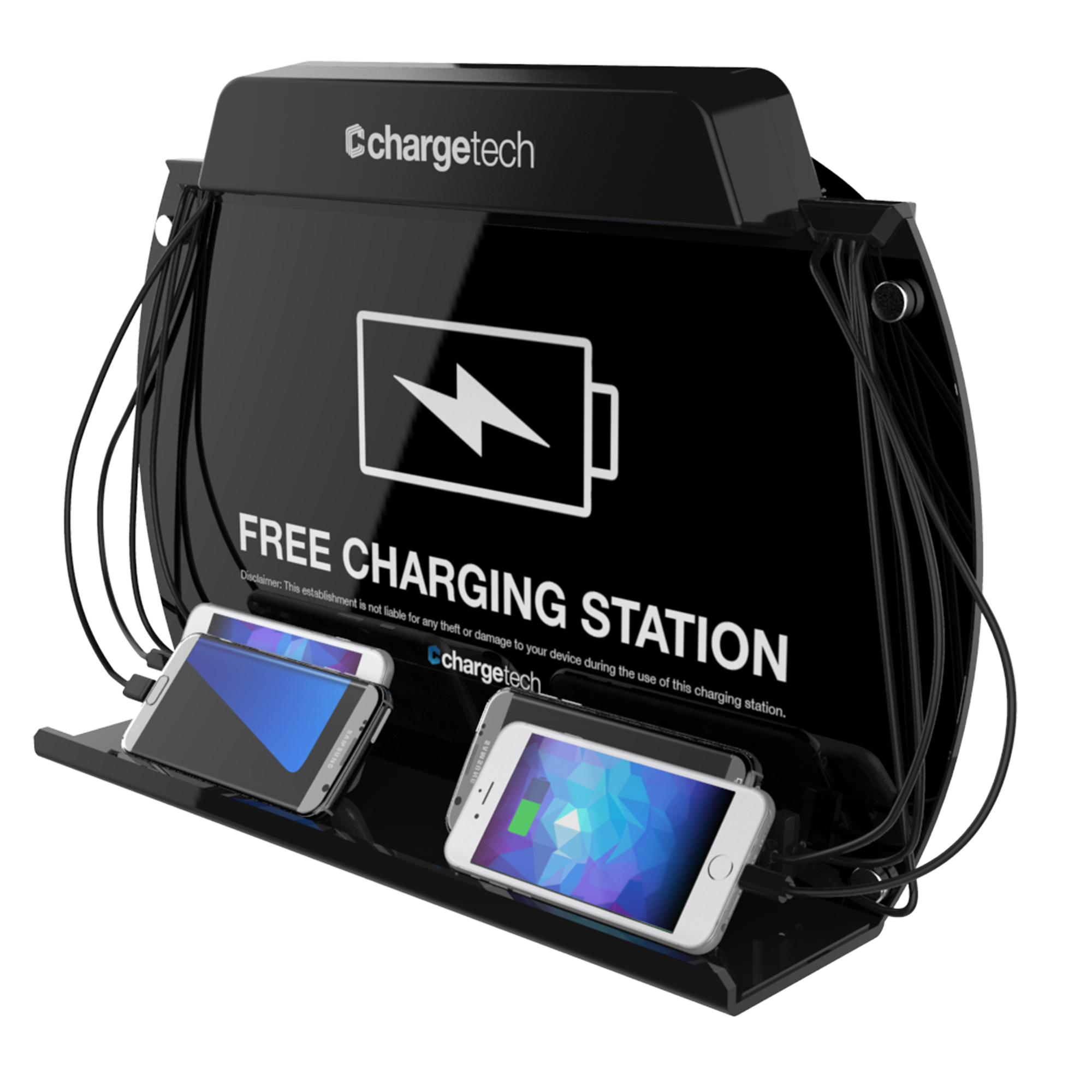 WM9 Wall Mounted Charging Station