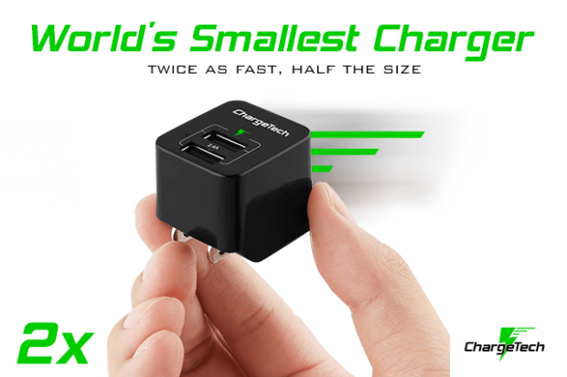 chargetech fast phone charger