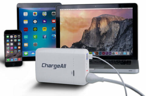 ChargeAll portable charger