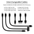 Interchangeable Cables - CS4 - 1000x1000
