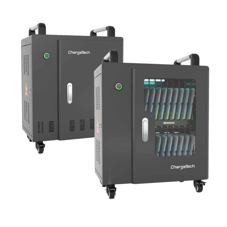 20 Bay UV Charging Cabinet (USB)