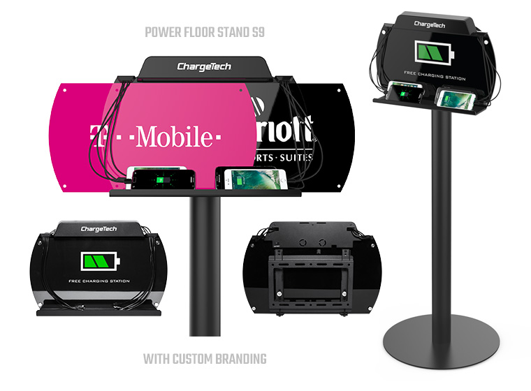 T-Mobile Charging Stand