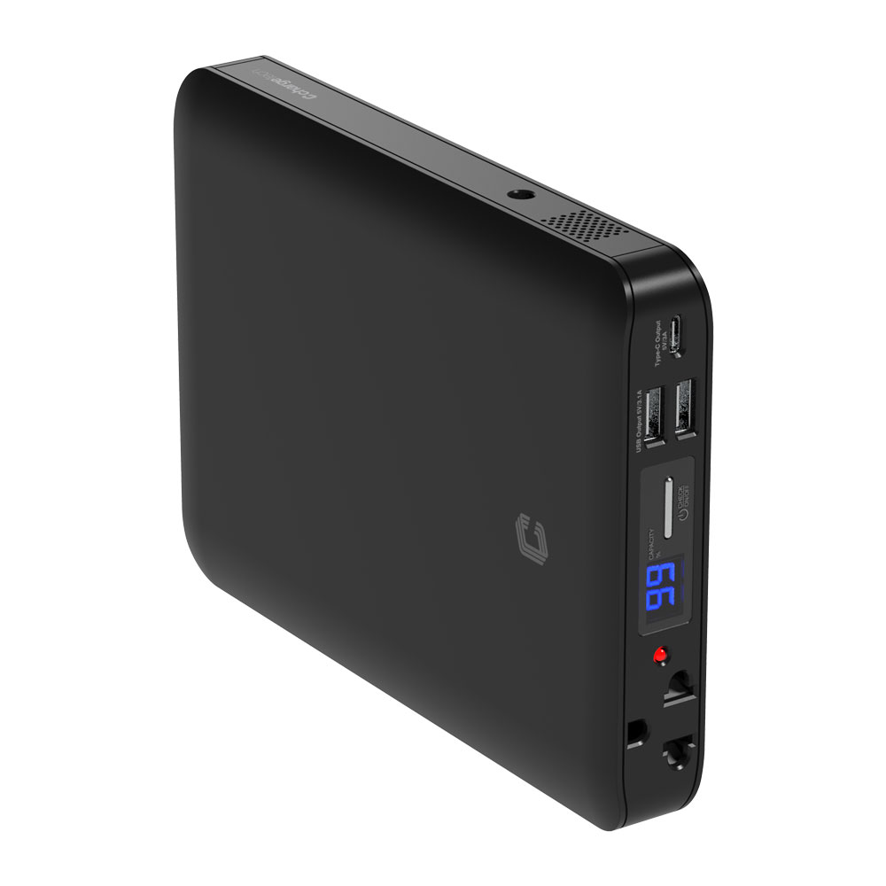 Chargetech Portable Power Outlet Amp Charging Stantion